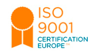 ISO9001 Certification Logo